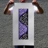 "acrylic on paper - 14x28"""
